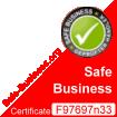 Safe Business Zertifikat